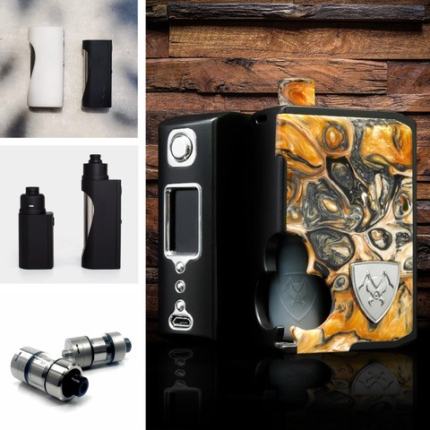high end vaping mods and coils