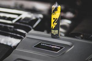 z fuel vape e-liquid bottle