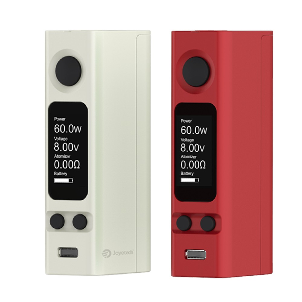 EVIC MINI VTC in white and red