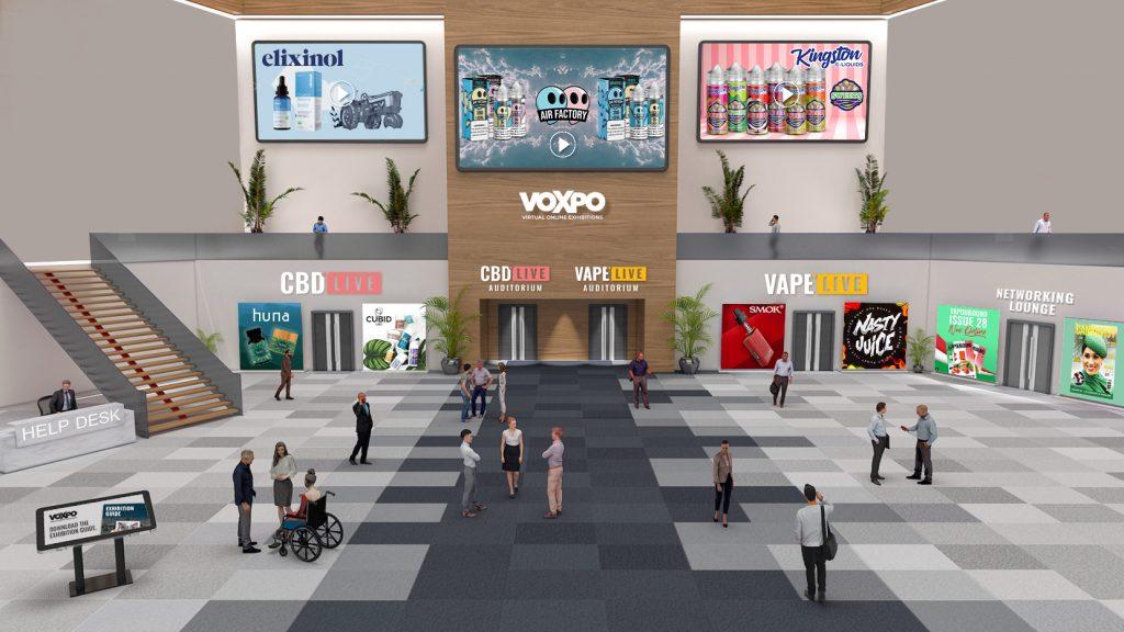 VOXPO vape event 2020