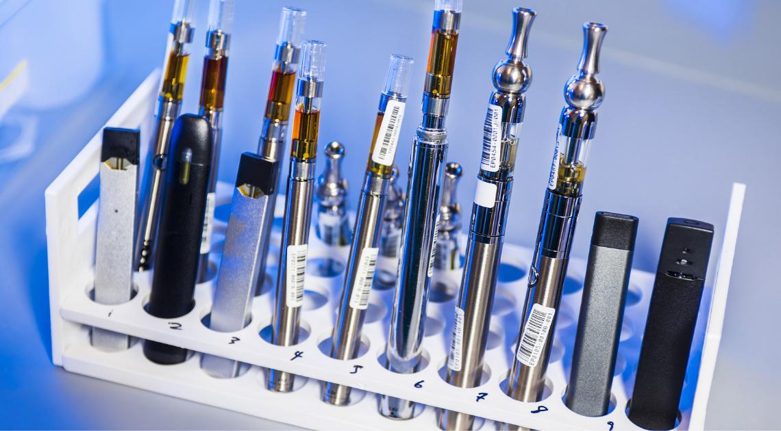 vape pens ina. medical stand